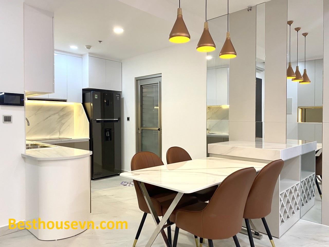 Beautiful-apartment-in Midtown-110sqm-sai-gon