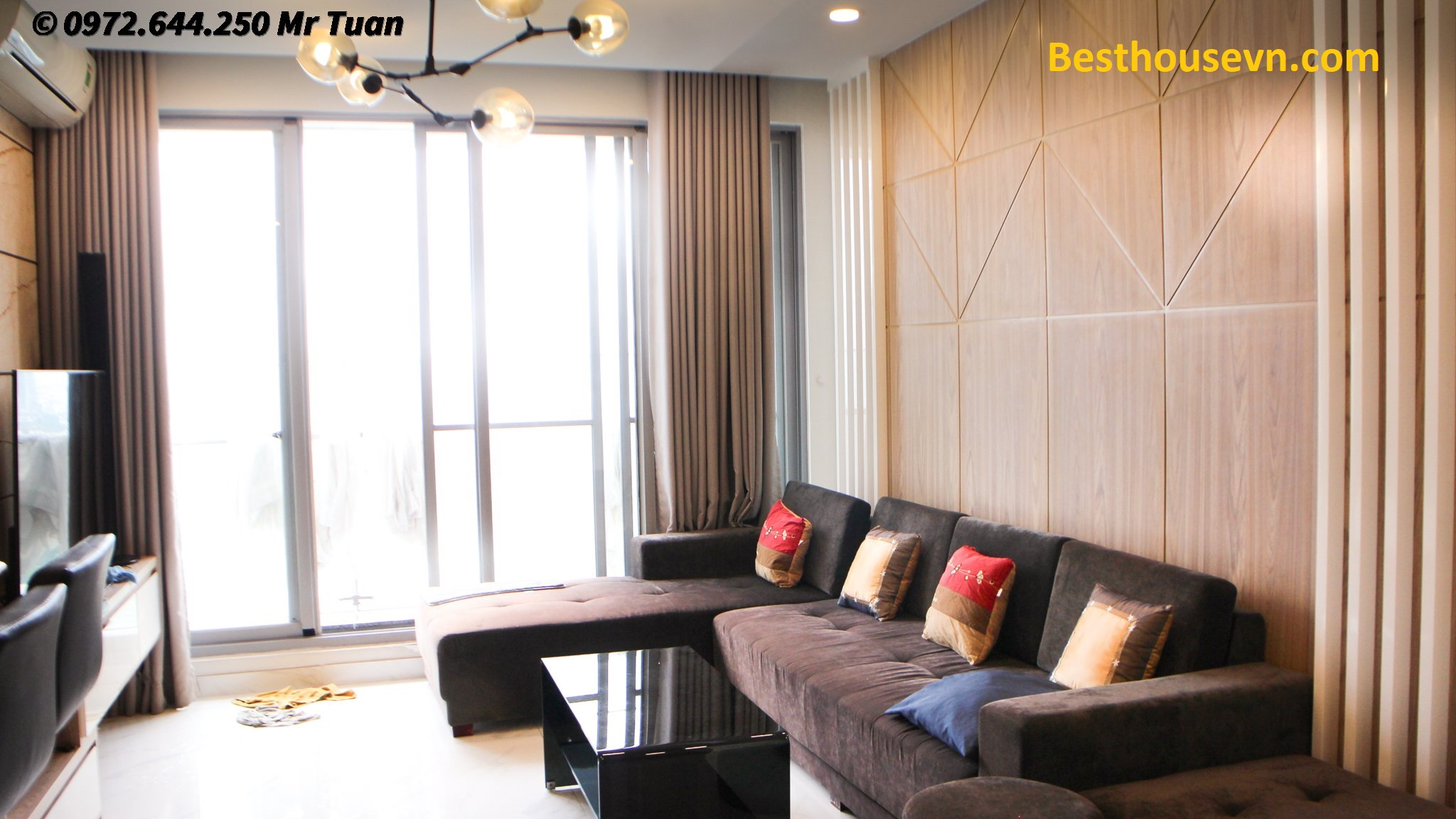 Gorgeous-apartment-90m2-for-rent-in-green valley-luxury-furniture