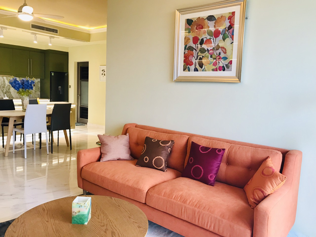 35sqm beautiful apartment for rent in Midtown