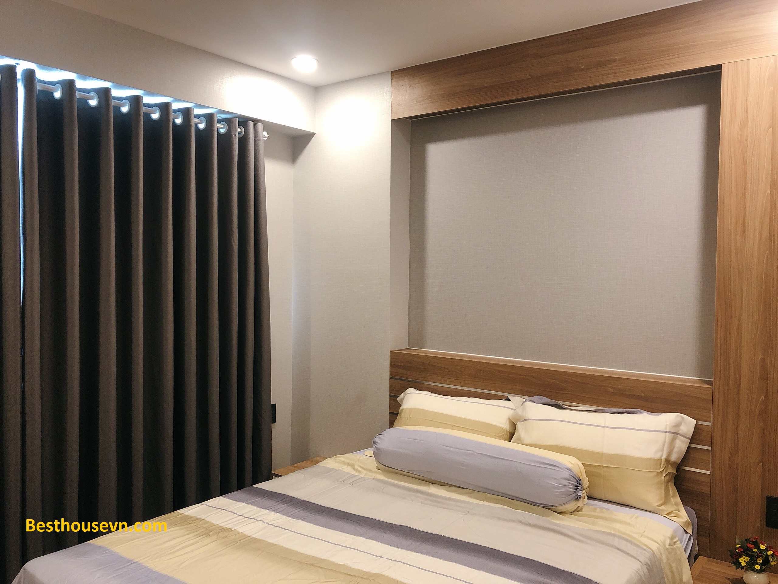 Luxury Hung phuc 97 sqm apartment fo rent in district 7 hcmc