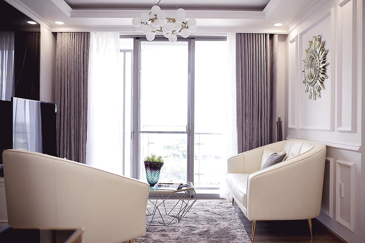Luxury apartment in hung phuc for rent