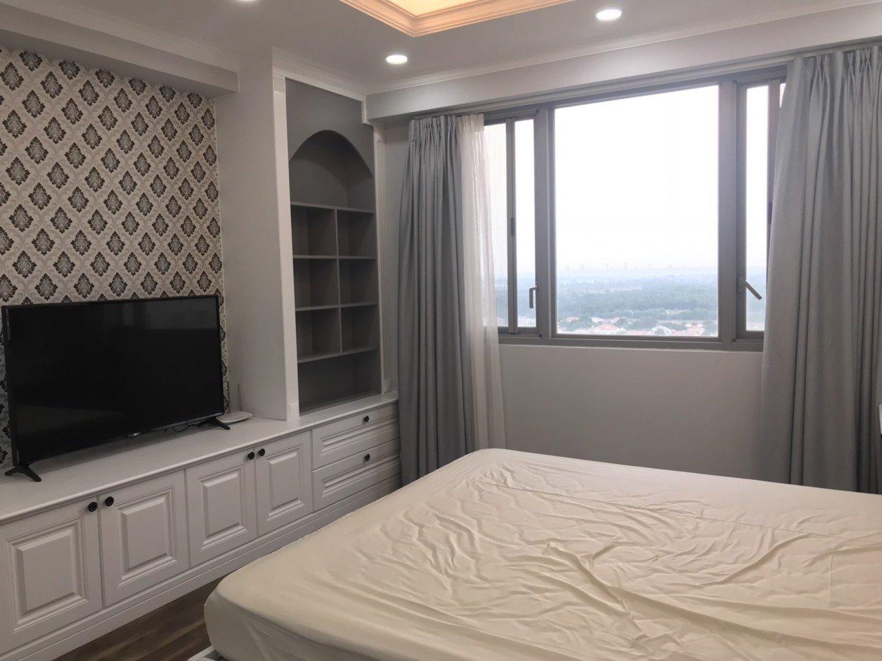 modern hung phuc apartment for rent