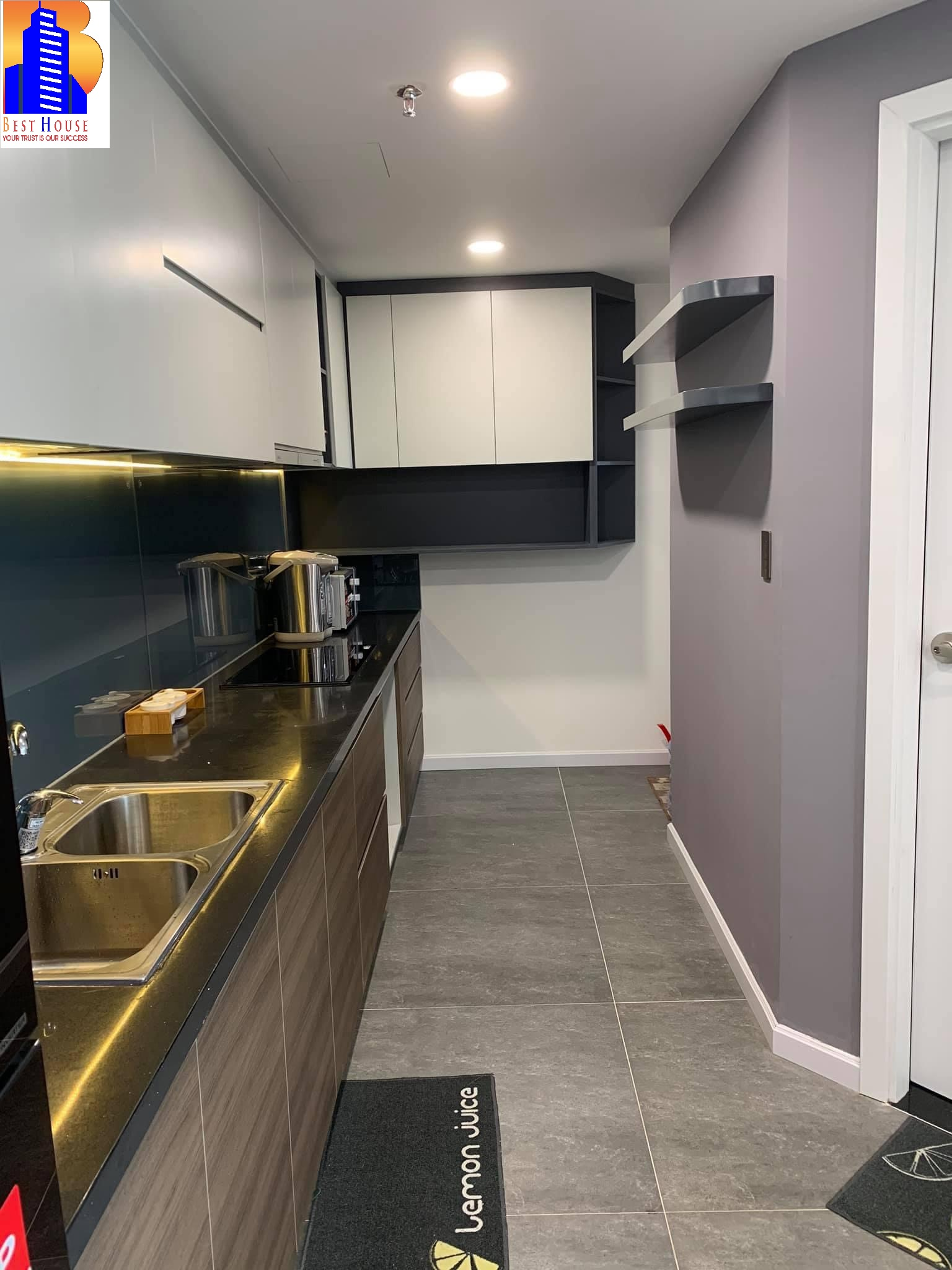 nice apartment for rent in hung phuc happy residence