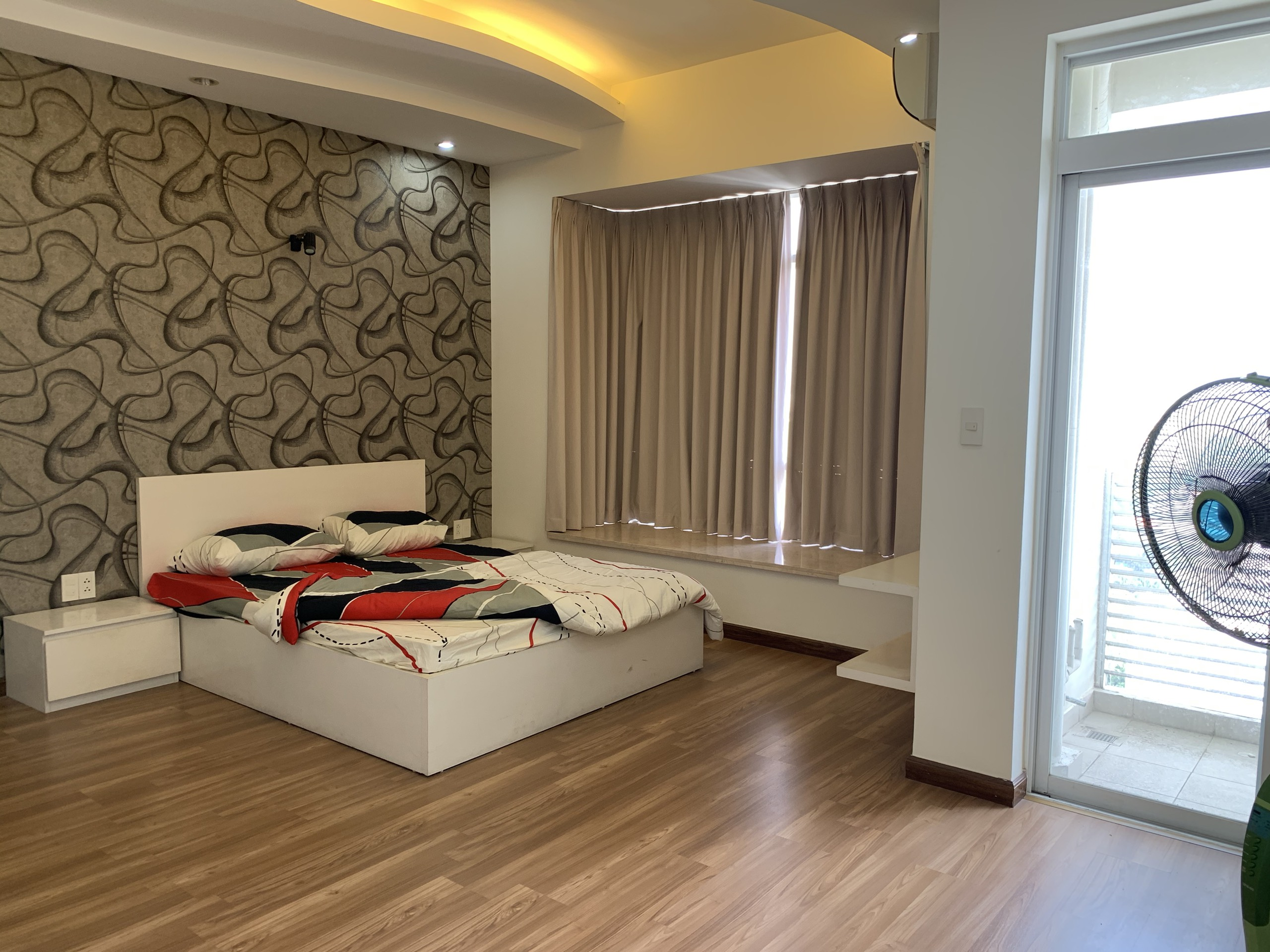 Riverside Residence 180Sqm for rent in Phu My Hung, district 7, HCMC