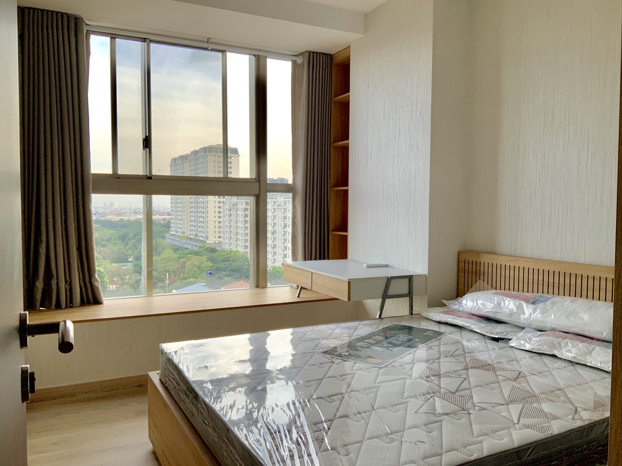 Cheap apartment for rent 2 bedrooms in Midtown-for-rent-in-phu-my-hung (2)