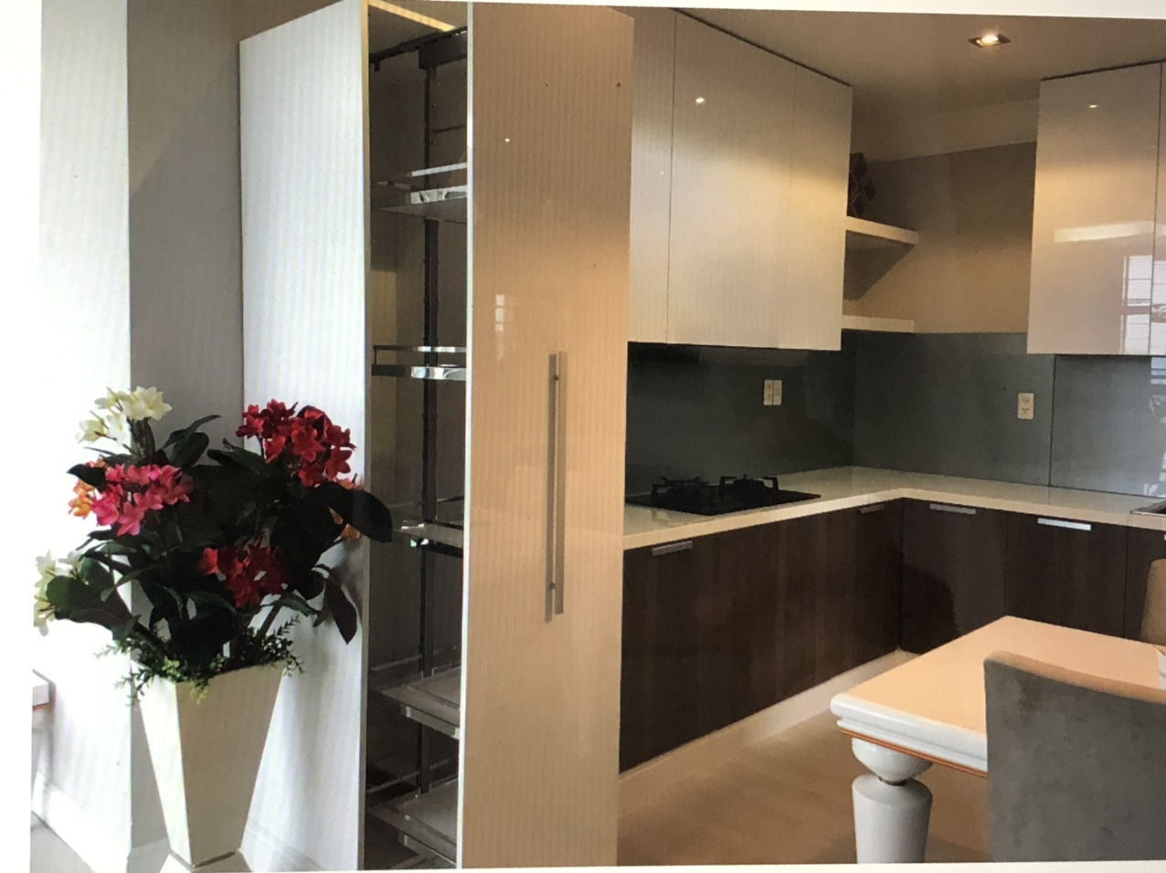 Modern apartment for rent in StarHill in Phu My Hung, District 7, HCMC
