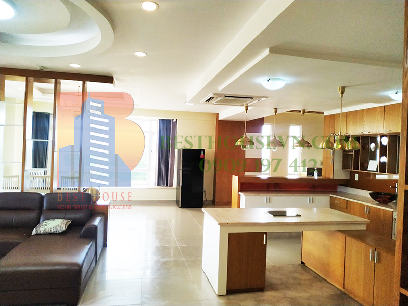 Beautiful Riverside Residence apartment for rent