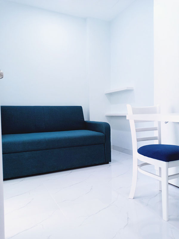 Nice serviced apartment for rent in district 7