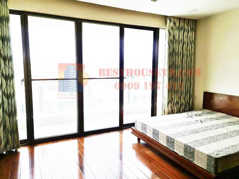 Panorama for rent in district 7 Phu My Hung