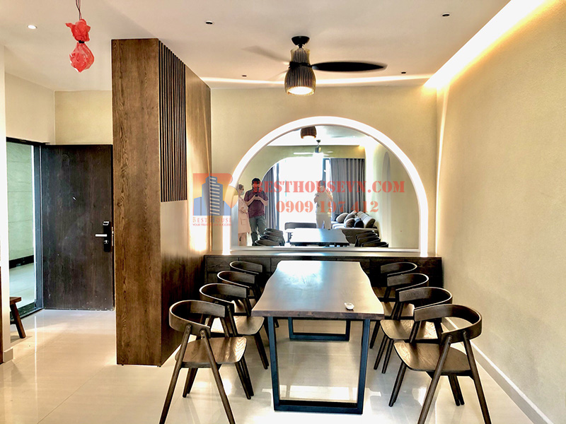 Special style riverpark premier apartment for rent